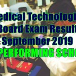medical technologist top schools