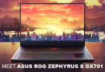 ROG Zephyrus S