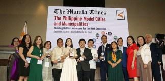 Top Philippine Model City of 2019