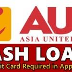 AUB Cash Loan