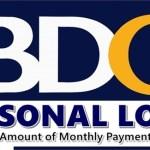 BDO Loan