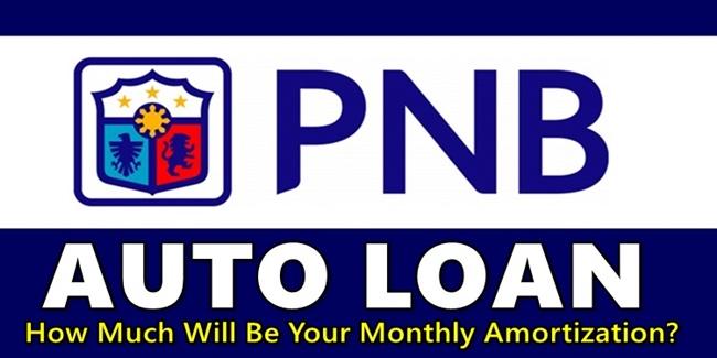 PNB Auto Loan
