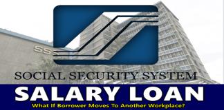 SSS Salary Loan Offer