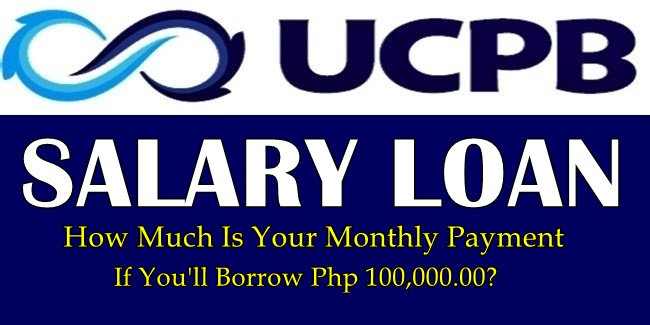 UCPB Salary Loan