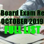 cpa board exam full list