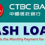 CTBC Bank Cash Loan
