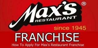 Max Restaurant Franchise