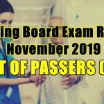 nursing board exam result passers i-q