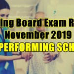 nursing board exam result top schools