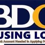 BDO Housing Loan