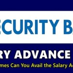 Security Bank Loan