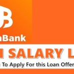 UnionBank Cash Salary Loan