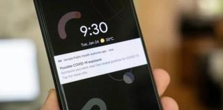 Google-Apple COVID-19 Contact Tracing App