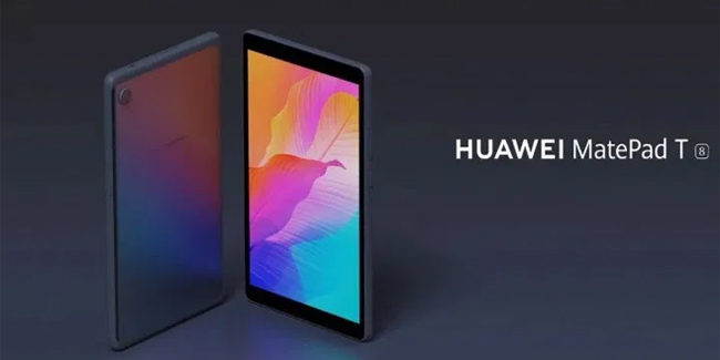 Huawei To Launch Huawei MatePad T8 In The Philippines