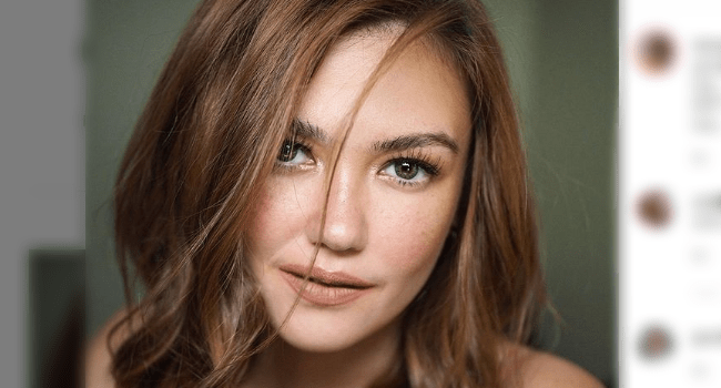 Angelica Panganiban Has Assertive Message To The Public
