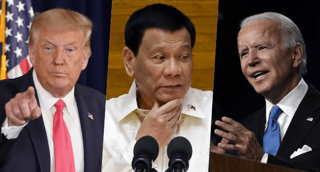 Palace Reacts To US Presidential Race, Talks About Possible Changes