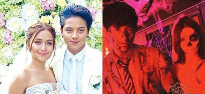 Daniel And Kathryn Married In Halloween – Til' Death Do Us Part