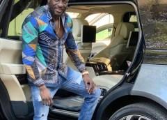 Davido's Zimbabwean pal, Ginimba, dies in auto crash