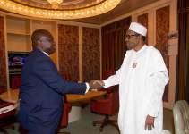 Ambode, Buhari