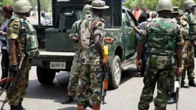 Lagos Soldiers