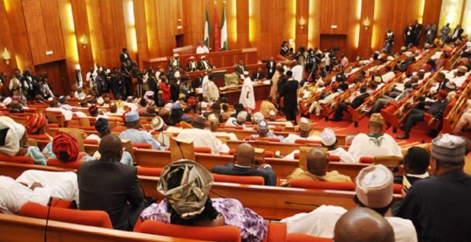 Image result for images of Senate approves N10bn loan for Kogi