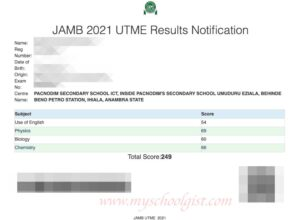 How to Check JAMB Result via SMS on your device?