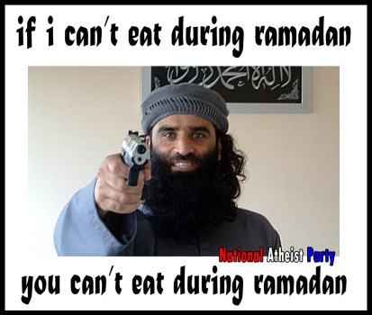 eating during ramadan