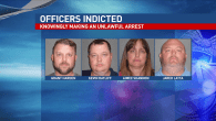 Series of indictments nearly wipes out Llano Police Department LLANO, Texas (KXAN) – Grand jury indictments against a city of Llano police officer and a Llano County deputy are the […]