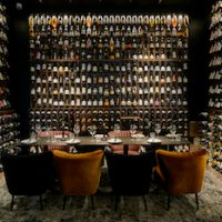 1000+ bottle wall for Sydney CBD's newest wine bar