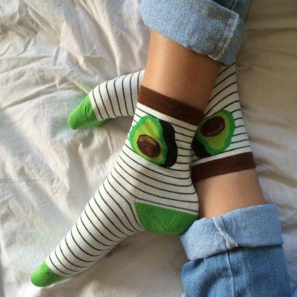 avocado socks