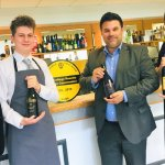 College and wine experts raise a glass to new hospitality partnership