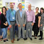 £115,000 college donation to benefit North Wales child protection services