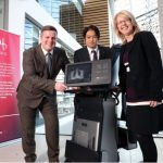 Fujifilm offers Wales preview of new global tech
