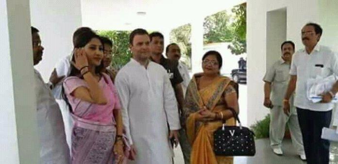 stories of rahul gandhis marrage is just a rumor aditi singh