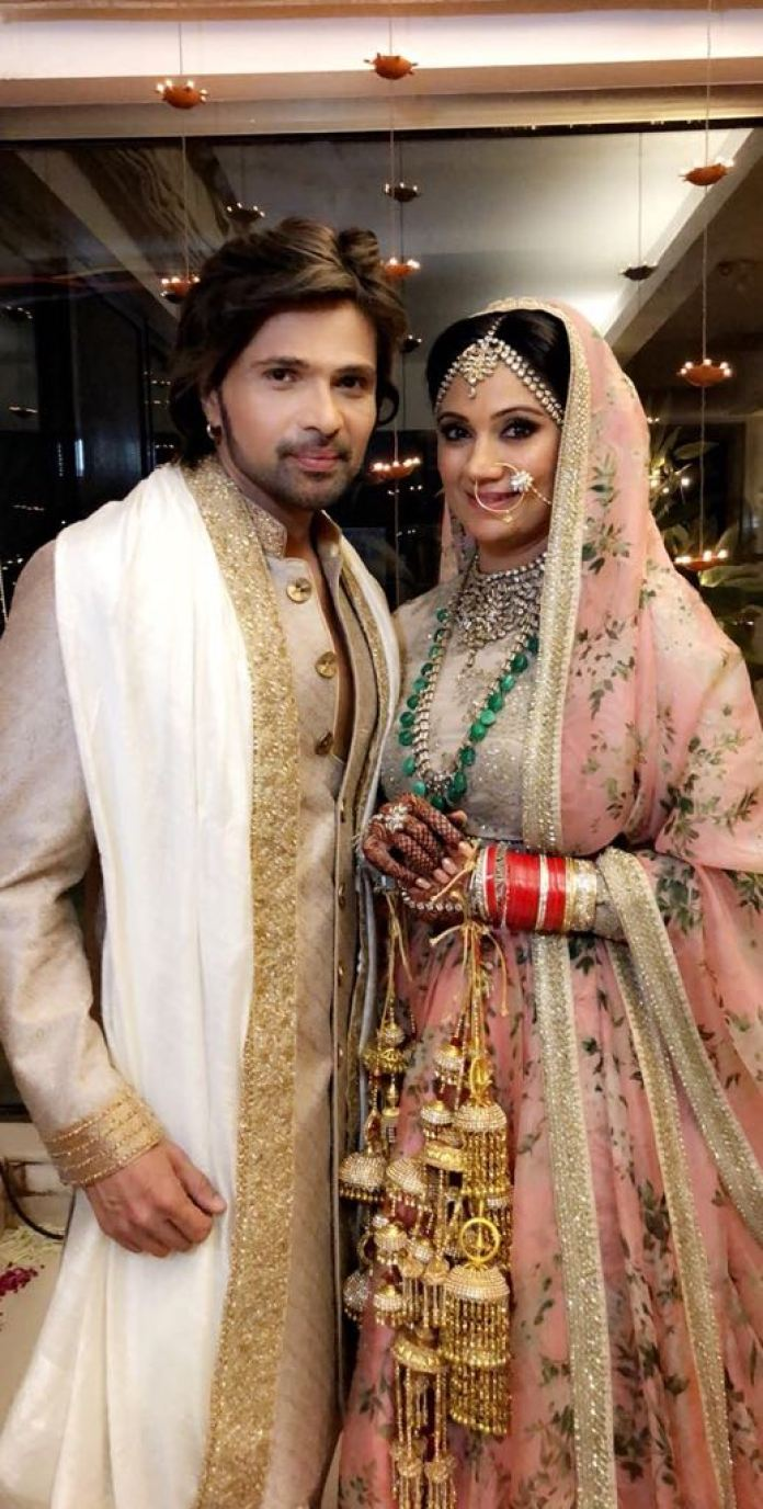 himesh reshamia sonia kapoor marriage of himesh and sonia newsfry