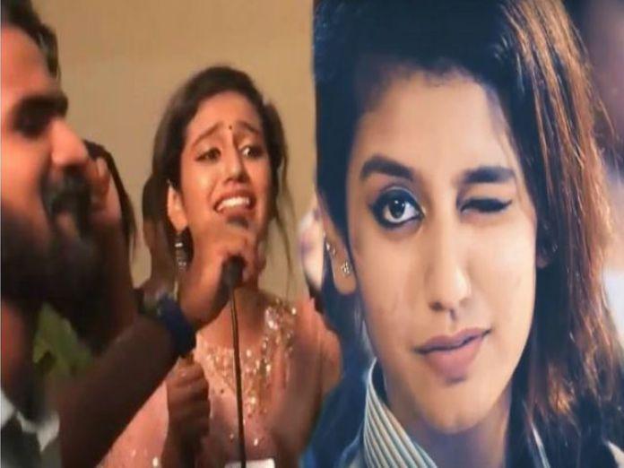 priya prakash varrier new video viral how much earning per social media post