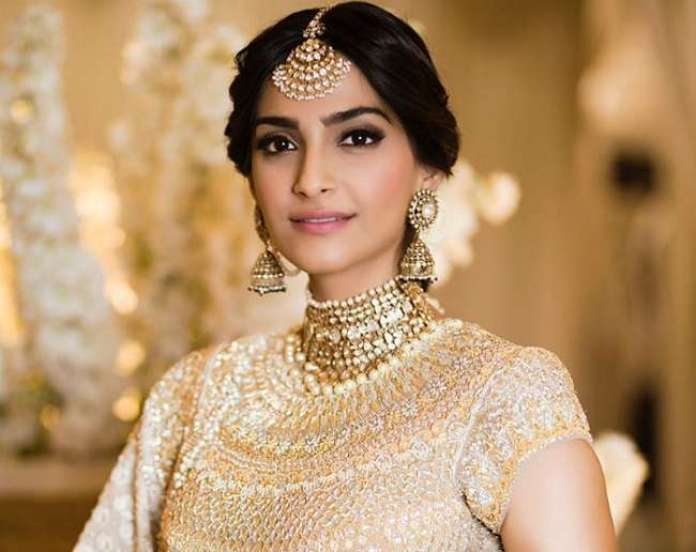 bollywood actress sonam kapoor wedding function today