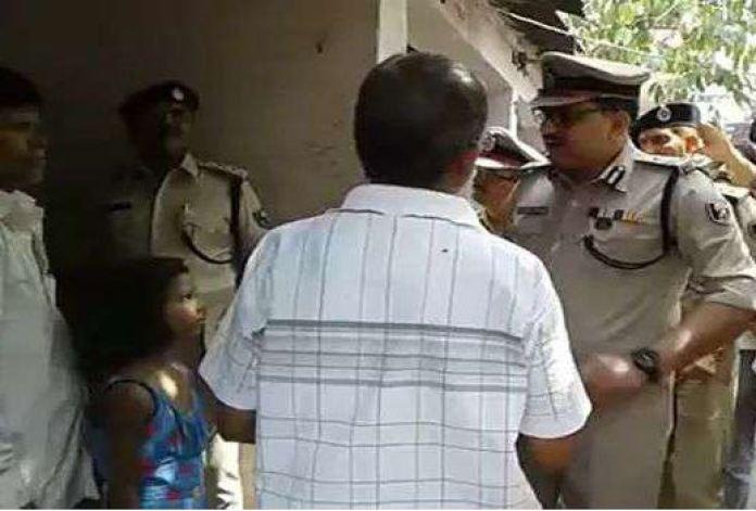 पटना पुलिस की मुफ्तखोरी