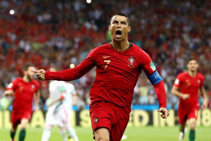 फीफा वर्ल्डकप 2018: पुर्तगाल-स्पेन मैच ड्रा, रोनाल्डो ने लगाई हैट्रिक