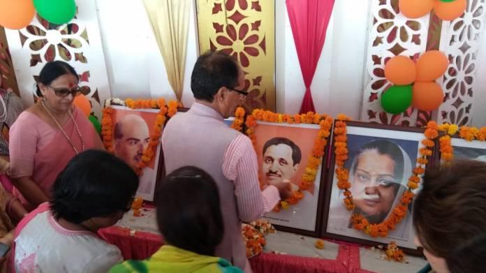 मध्य प्रदेश चुनाव: 'विजय' के लिए विजयाराजे को क्यों याद कर रही बीजेपी?
