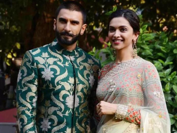 शादी के दिन कांजीवरम शेरवानी थे रणवीर, जानें किसने किया डिजाइन
