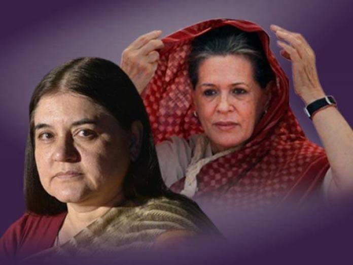 सुधर रहे हैं सोनिया और मेनका गांधी के रिश्ते? दोनों में इस वजह से बढ़ी थी दूरी