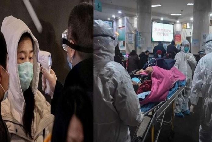 corona virus alert advisory releases even hadshake also dangerous death toll 80