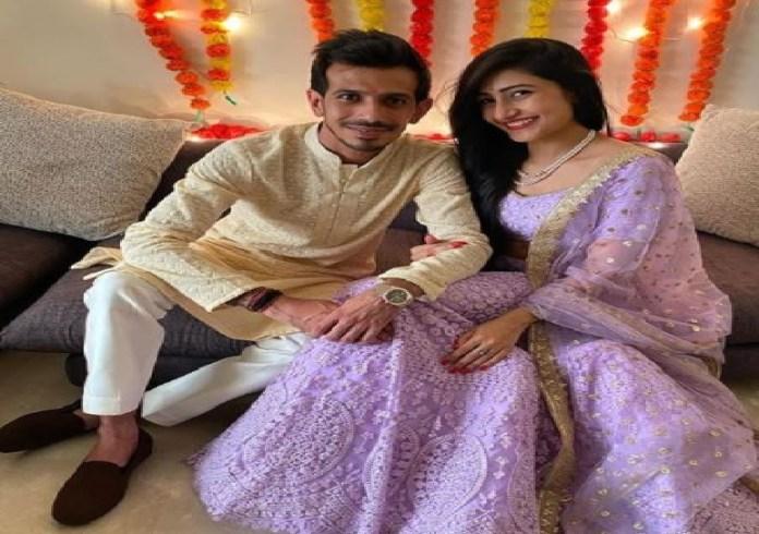 yuzvendra chahal dhanshree verma yuzvendra fiancee dance video viral