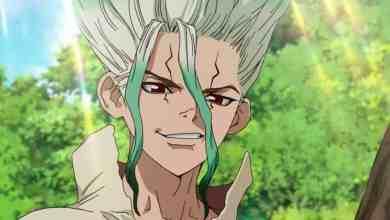 Ishigami Senku personagens de Dr. Stone