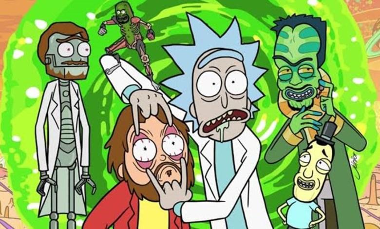 Rick And Morty, Uma Aventura Interplanetária