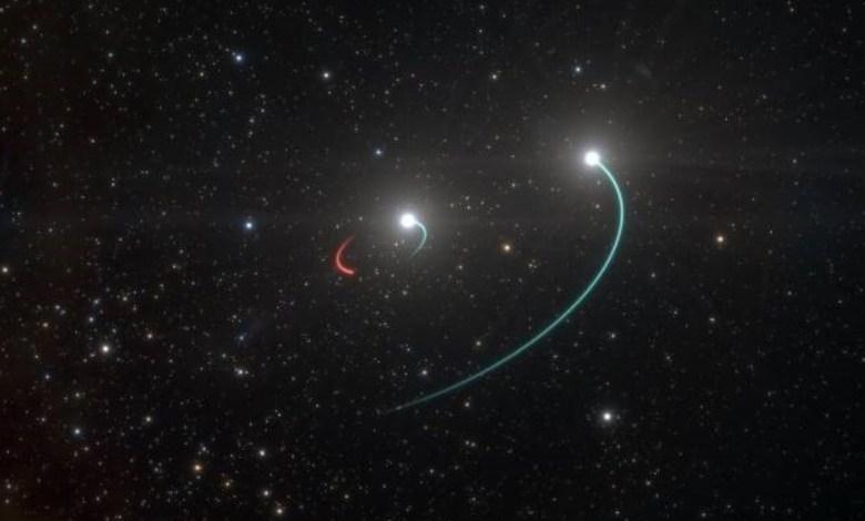 Buraco Negro mais proximo ja registrado da Terra 100 anos luz