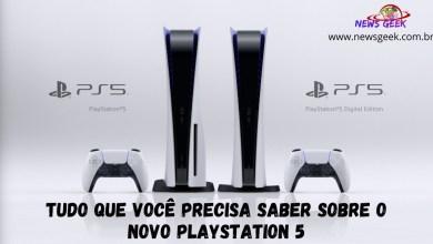 TUDO QUE VOCÊ PRECISA SABER SOBRE O NOVO PLAYSTATION 5