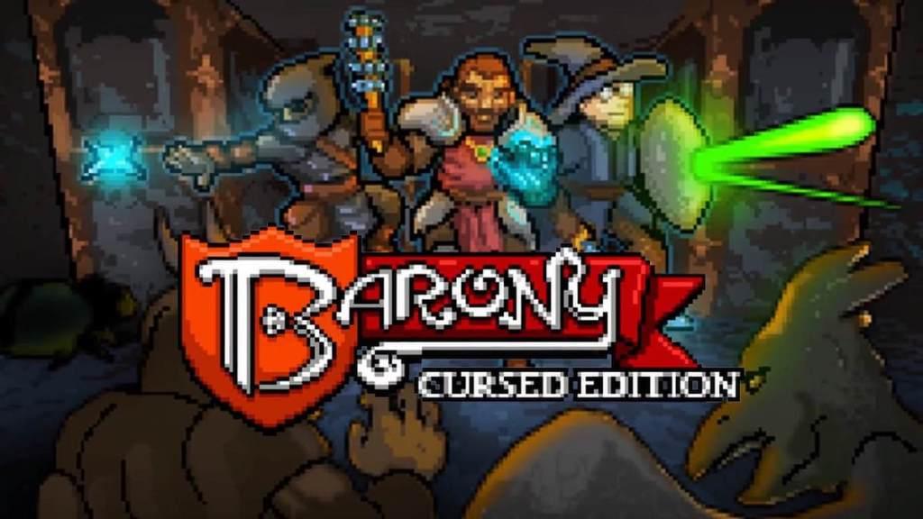Jogos Grátis na semana Epic Games: Barony
