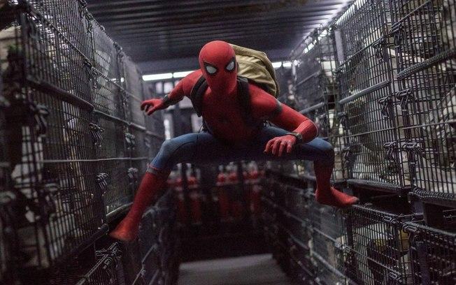 Homem-Aranha, De Volta ao Lar